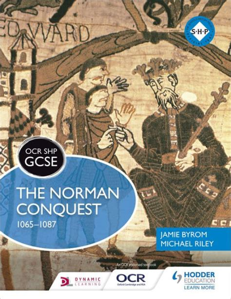 ocr gcse history shp 1471860922 ocr gcse history shp the norman conquest 1065 1087 by michael riley jamie byrom nook book
