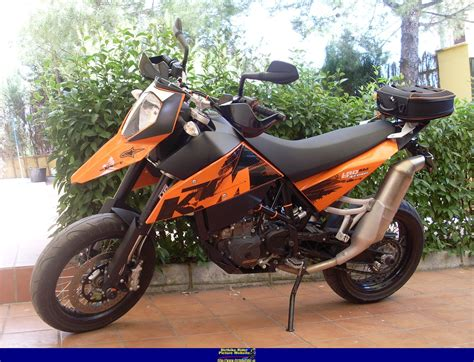 Ktm Supermoto 690 2008 Ktm 690 Supermoto Moto Zombdrive