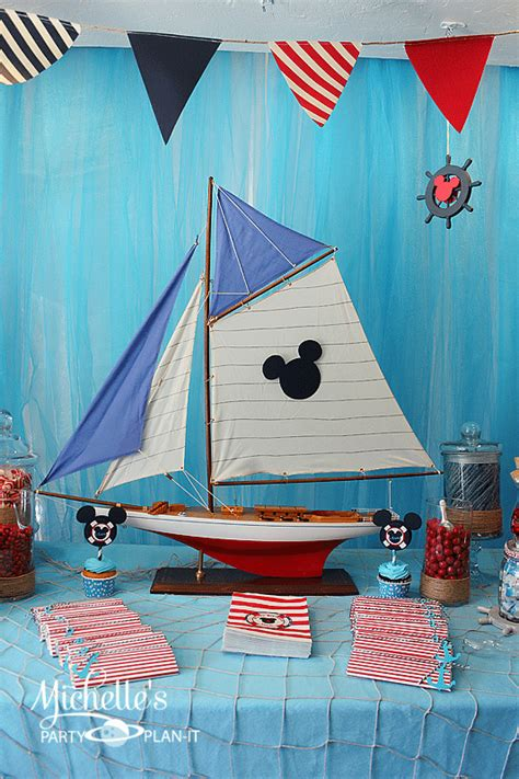 Baby Set Mickey Sailing Days Nautical Mickey Mouse Part 1 S