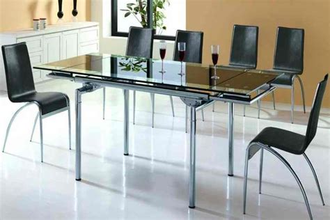 dining room tables glass top ideas to make table base for glass top dining table