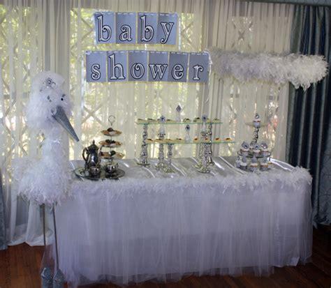 stork themed baby shower decorations stork baby shower decorations best baby decoration