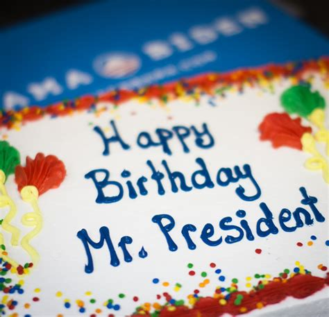Happy Birthday Wishes For Ceo Prx 187 Group 187 Obama For America