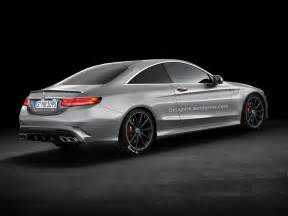 2015 mercedes c 63 amg coupe rendering autoevolution