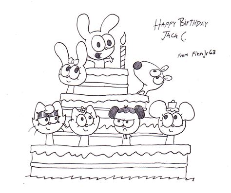 doodle 4 birthdays doodle birthday cake by finnjr63 on deviantart
