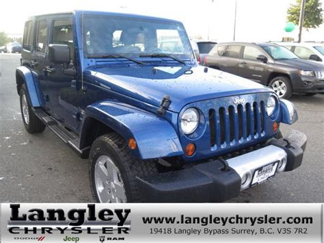 Jeep Wrangler Accessories 2010 2010 Jeep Wrangler Unlimited W Power Accessories