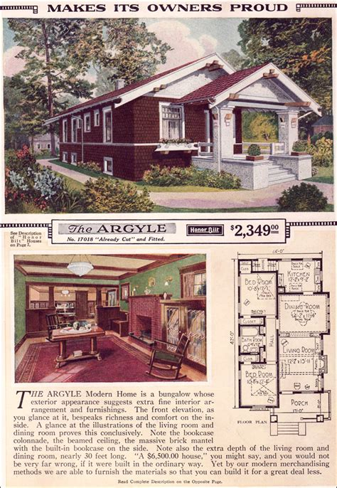 small retro house plans sears craftsman home plans find house plans