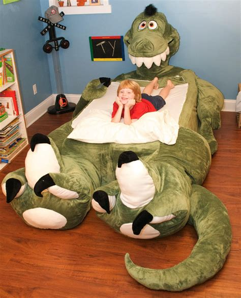 T Rex Bed by Fancy T Rex Bed By Incredibeds