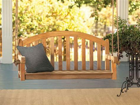 small wooden swing outdoor small wood porch swing how you building wood