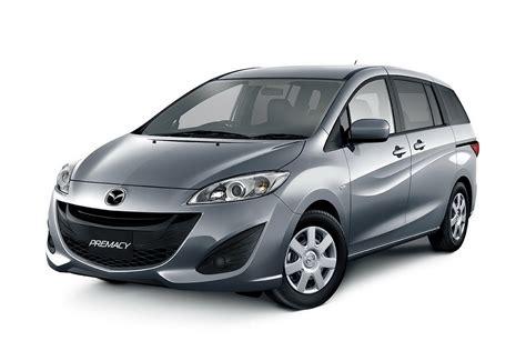 carscoop jdm mazda premacy mazda minivan  awd option