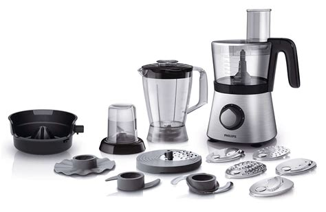 Blender New Viva Internasional viva collection food processor hr7769 01 philips