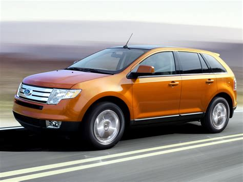 ford edge 2007 ford edge pictures photos gallery green car reports