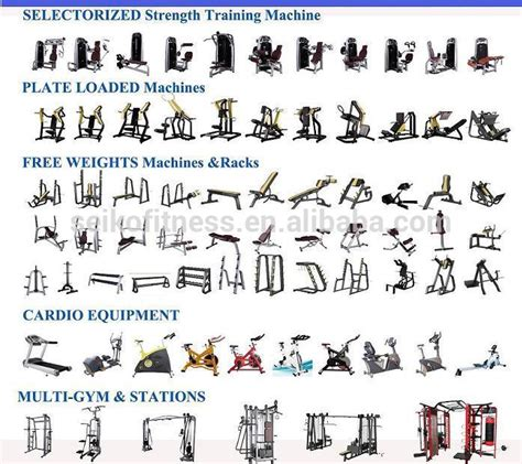 Utility Bench Exercises New Style Strength Training Gym Machine Lat Pulldown