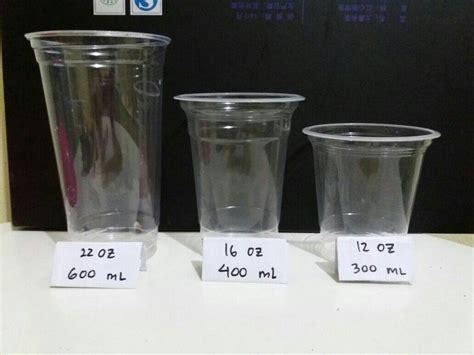 Cup 22 Oz Pp Polycup jual gelas plastik 22 oz 600ml chazone milk tea