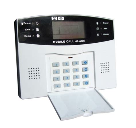 china gsm lcd keypad sms home alarm systems gs m2b