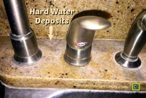 How To Remove Water Stains From Granite Countertops by 25 Best Ideas About Water Remover On