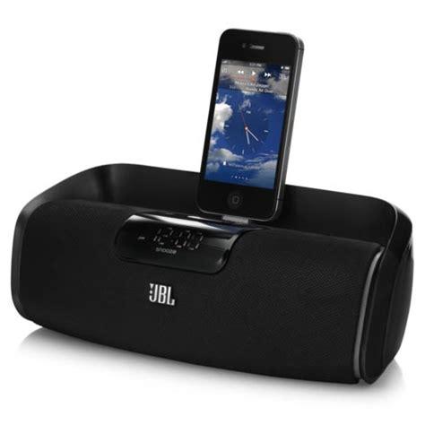 Speaker Dock Jbl jbl onbeat awake wireless dock speaker gadgetsin