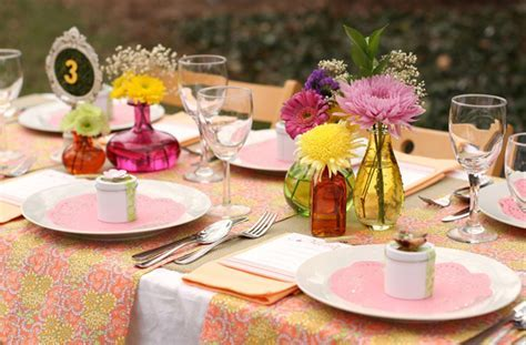 6 Low cost ideas for your garden wedding