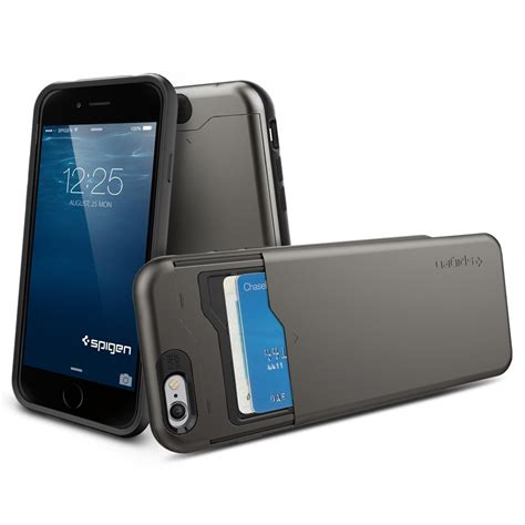Hardcase Spigen Stand Iphone 6 4 7 spigen wallet for iphone 6 plus all istuff