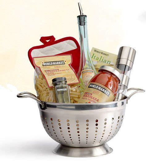 kitchen basket ideas 25 best ideas about housewarming basket on pinterest