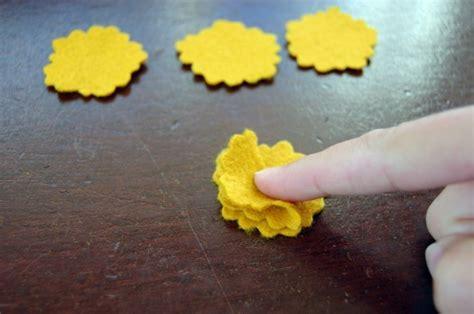 Blumen Aus Filz Basteln 3046 by Blumen Selber Basteln 55 Ideen F 252 R Kinder Und Erwachsene