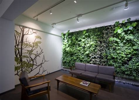 interior plant wall green walls