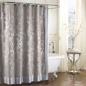 Shower Curtains Bed Bath And Beyond Buy Palais Royale Adelaide Shower Curtain From Bed Bath