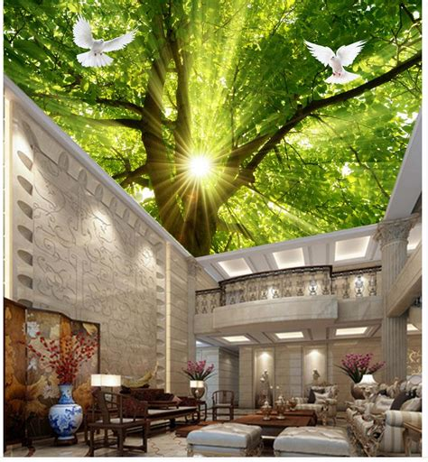wallpaper for home decoration aliexpress buy home decoration 3d wallpaper nature