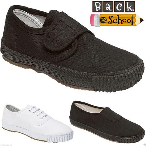 school sport shoes boys pe shoes unisex children school sports