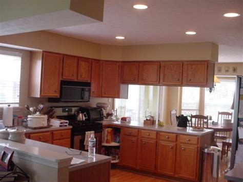 Paint Kitchen Cabinets White Before And After Painting Kitchen Cabinets White Before And After