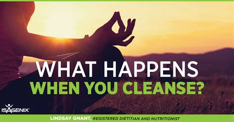 What Happens After Detox by What Happens When You Cleanse Isagenix Podcast