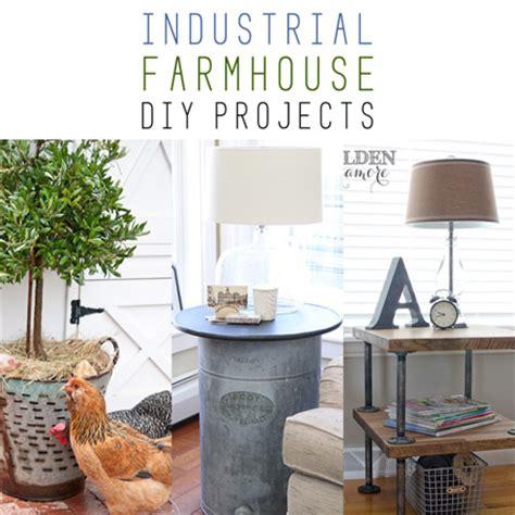 industrial diy projects farmhouse fridays industrial farmhouse diy projects the cottage market