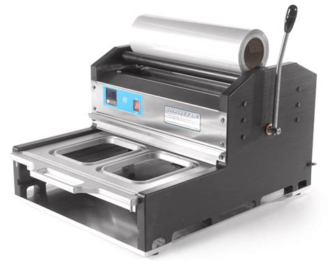 Seal Machine sr manual tray sealer ready meals sealing machines