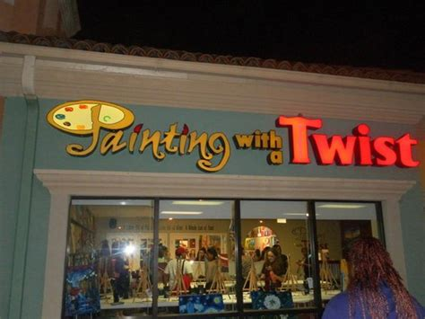 paint with a twist las vegas building picture of painting with a twist houston