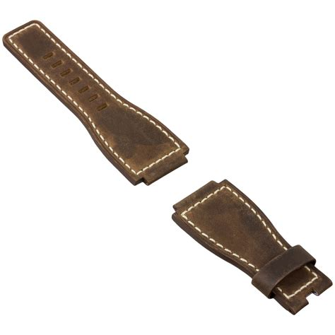 geckota 174 leather for bell ross br 01 or br
