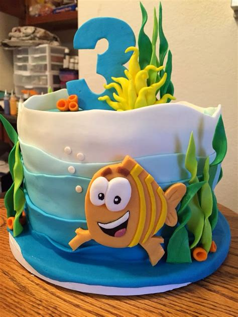 25 best ideas about bubble guppies party on pinterest nice ideas birthday cake for 3 year old boy and aesthetic