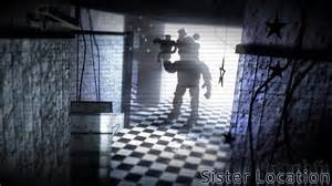 Sister location map preview by sidneyselli on deviantart