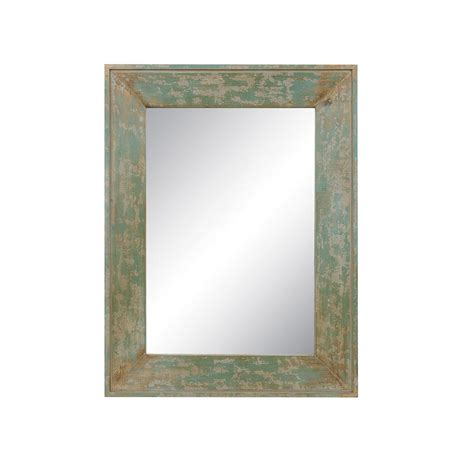 home decorators collection mirrors home decorators collection tristan distressed blue framed