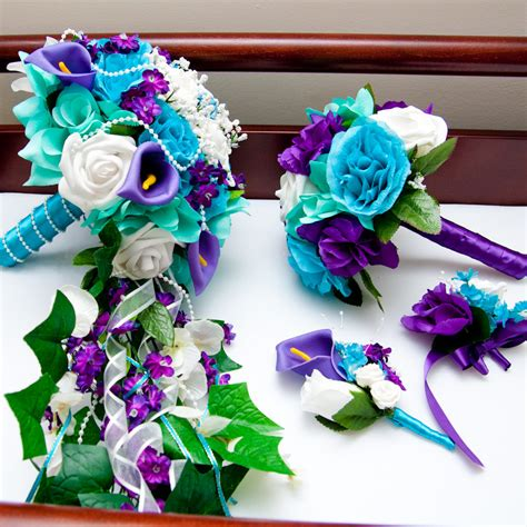 purple and turquoise wedding aqua and purple wedding inspiration inspiration project wedding forums
