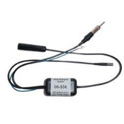 Dab Electric Car Aerial Dab Radio Car Stereos Aerial Splitter Antenna For Sony