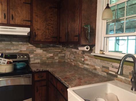 how to tile a quartz backsplash snapguide