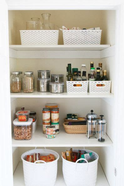 pantry organization pinterest pantry organization essentials perpetually chic from