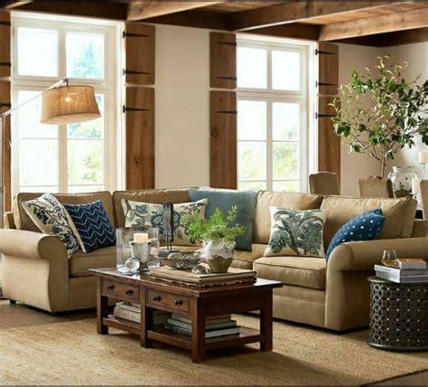 gemütliche sessel wohnzimmer wohnzimmer blau beige
