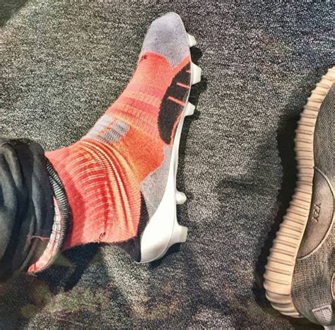 sock boots adidas just a sock laceless adidas prototype boots revealed footy headlines