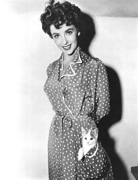 vintage elizabeth taylor cat on a hot tin roof elizabeth taylor hollywood catlady