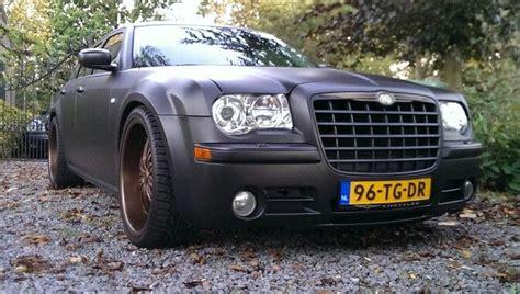 Chrysler 300c Black Colour Tooned Model Hotwheels chrysler 300c plasti dipped matte black with copper