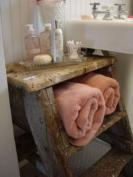 creative ideas for bathroom diy bathroom towel storage 7 creative ideas decorating your small space
