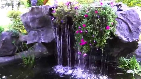 Backyard Koi Pond Design Ideas By ClifRock YouTube