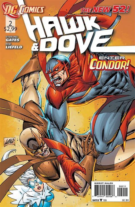 hawk dove 1 and 2 hawk dove 2 la preview comicsblog fr