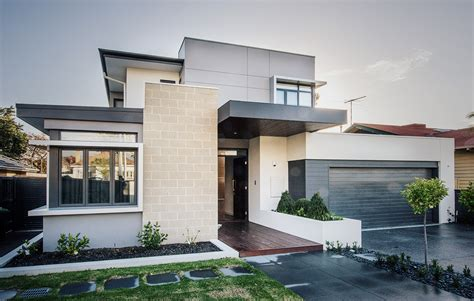 knock rebuild designers melbourne luxury living homes