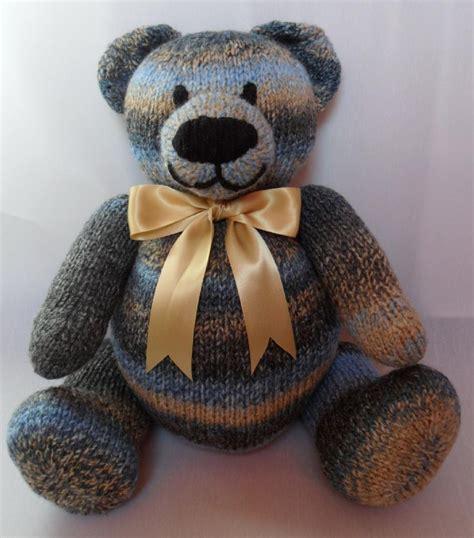 bear knit a teddy knitting pattern by knitables big berry bear teddy knitting pattern by laineknits